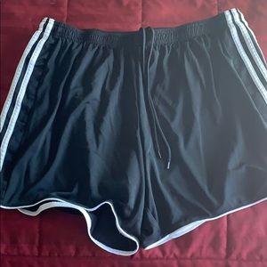 Adidas climacool athletic shorts